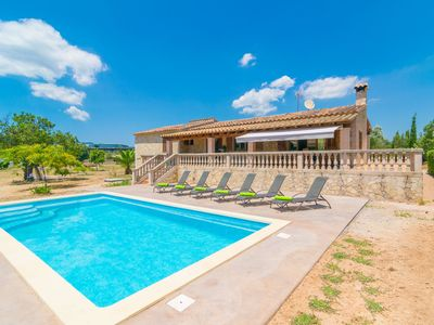 Photo for SON PAX - Villa with private pool in Palma de Mallorca.