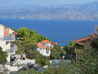 Photo for Apartment Lozna Residence in Brač/Postira - 4 persons, 2 bedrooms