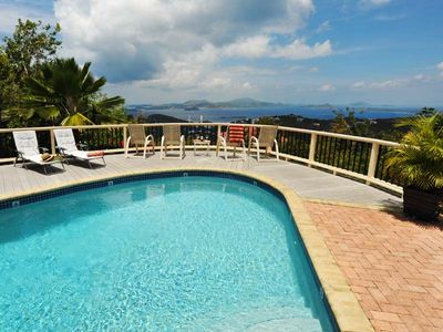 Photo for Cielo Vista, Breathtaking panoramic views from every room/deck