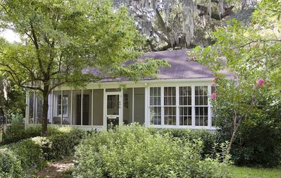 The 1920's Guest House at Historic LINWOOD, Summerville, near Charleston SC