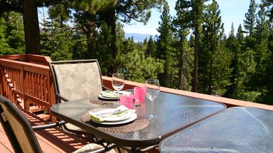 Photo for Beautiful Remodeled Robert's Tahoe Retreat w/ Hot Tub & Views!