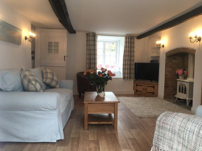 Photo for Glorious Devon in the heart of Sidbury village and close to Sidmouth