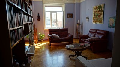 Photo for Spacious and bright apartment in the center