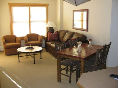 Photo for Ski in & Out Condo! Hike and Bike at Beautiful Copper Mountain