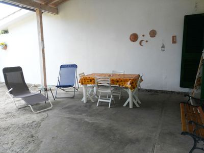Photo for ELBA, PROCCHIO INDEPENDENT HOUSE WITH GARDEN, 250 MT. FROM THE SEA