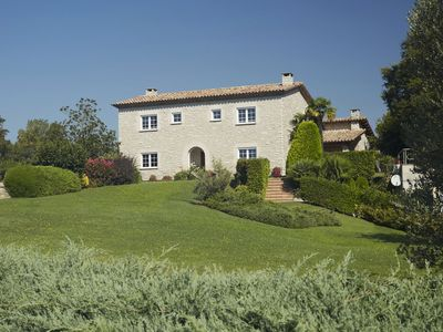 Photo for Fabulous country house for 18 people with a nice privat swimming pool