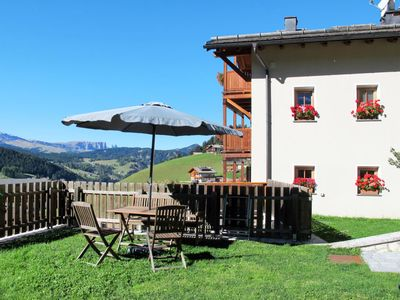 Photo for Apartment Haus La Rocca (WLS100) in Selva di Val Gardena/Wolkenstein - 4 persons, 2 bedrooms