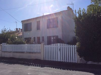 Photo for Super House 3 * + Fouras Garden (Fort Boyard) / 4Ch / Sea view / 300m from the sea