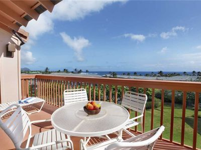 Photo for Makanui 221: 2 BR / 2 BA condo in Koloa, Sleeps 6