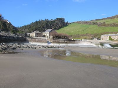 Photo for Wonderful reverse level conversion located on the sea front in picturesque rural hamlet on the South