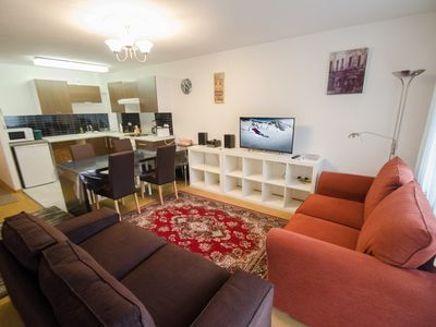 Photo for 2BR Apartment Vacation Rental in Kaprun, Zell am See
