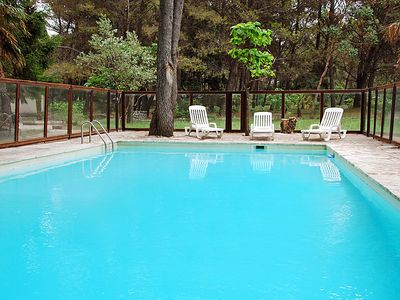 Photo for 5 bedroom Villa, sleeps 8 in Noves with Pool and WiFi
