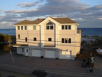 Photo for Ocean Front - LBI Luxury Home - Brant Beach, NJ -Spectacular Ocean Views!