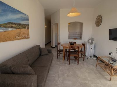 Photo for Sea view apartment, 2 rooms. Flat 3