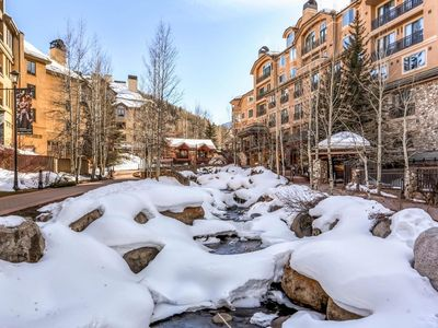 Photo for 112 | Luxurious Beaver Creek, Ski in/out + Ski Valet, 4 Season Pool & Spa.