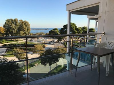 Photo for Blanca 349 apartment in Cambrils with WiFi, air conditioning, private parking, private terrace & li…