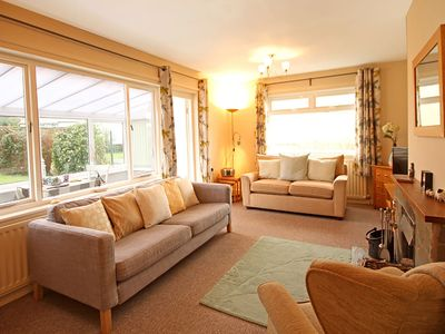 Photo for MOR EDRIN, pet friendly, with open fire in Criccieth, Ref 1008917