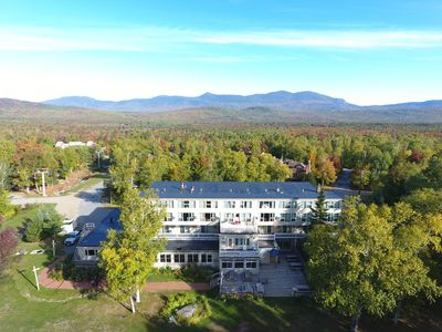 Wake up to the beautiful views of Sugarloaf! Air Conditioned!