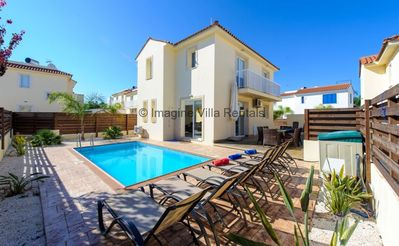 Protaras Holiday Villa DV24
