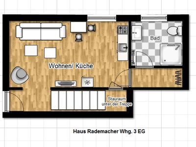 Photo for Apartment 3 - NEW ! House Binz