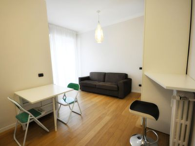 Photo for Cozy studio apartment City Life Milan City Fair
