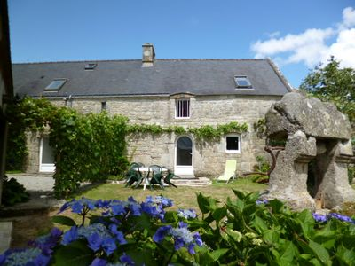 "Photo for The ""House of the Horses"": modern accommodation in an old farmhouse with character."