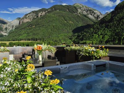 Photo for Stunning 4/5 Penthouse, Downtown Telluride, Amazing Views, Wi-Fi, Best Location!