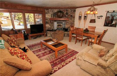 Photo for Mountainback #94 A cabin feel with all modern amentities!  Secured WIFI, flatscreens