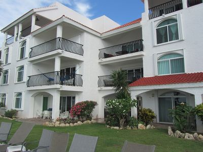Photo for Caribbean Reef Villas #211 - 1st Floor unit - No stairs
