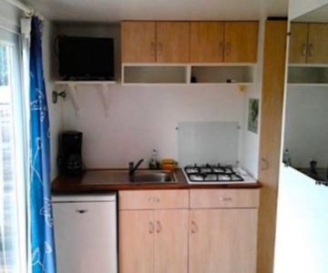 Photo for Camping Bar Y Va **** - Mobil Home Duo 2 rooms 1/2 persons