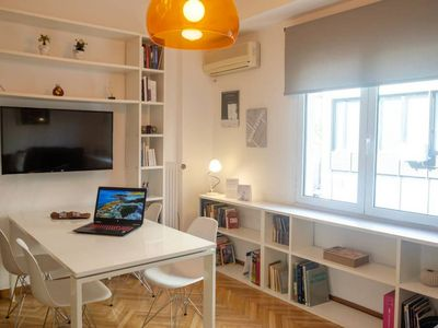 Photo for White and Bright Studio Apartment