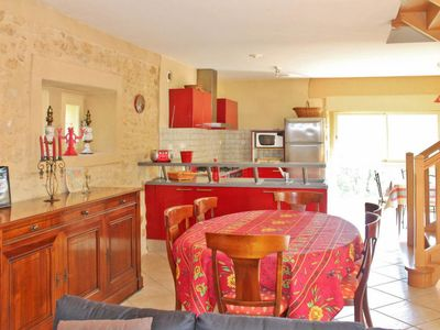 Photo for 2 bedroom Villa, sleeps 6 in Cournazac