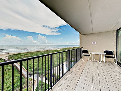 Photo for New Listing! Wave-Front Wonder Unit 607 w/ Gulf Views, Pools & Beach Access