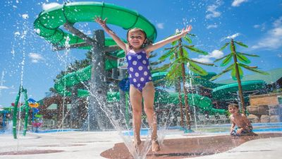 Photo for Wyndham Glacier Canyon Resort and Waterpark