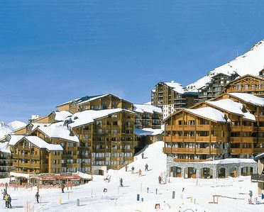 Photo for Apartment Résidence Village Montana  in Val Thorens, Savoie - 6 persons, 2 bedrooms