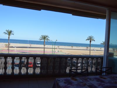 Photo for Modern apartment with sea views in Empuriabrava ref 153
