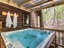 2BR Chalet Vacation Rental in Mentone, Alabama