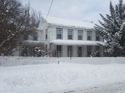Photo for Spacious House in Windham with Outside Hot Tub & Windham SKI Locker Included