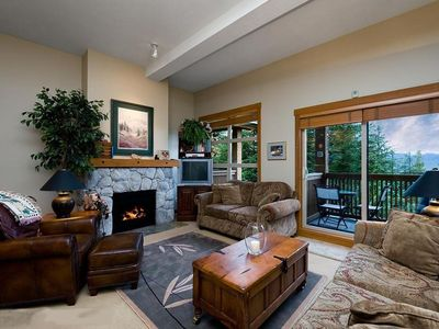 Photo for Mountain Star #19 - SKI IN/OUT - Mountain Views - Private Hot Tub, Free Shuttle and Parking
