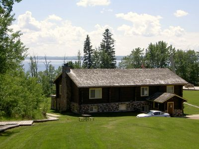 Photo for Rundle's Mission Retreat Center  - Pigeon Lake