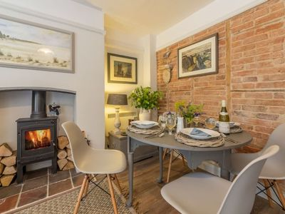 Photo for This little seaside luxury cottage is perfect for a short break or longer stay.