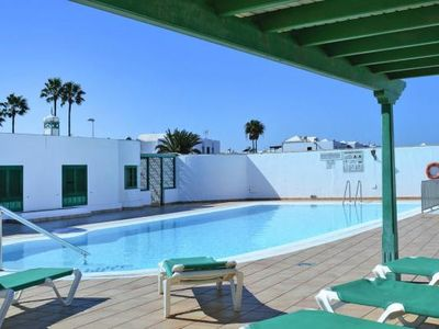 Photo for Apartment Solarejo, Puerto del Carmen  in Lanzarote - 2 persons, 1 bedroom