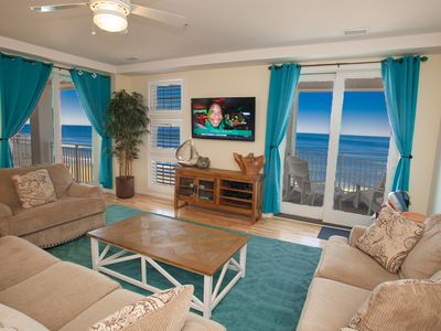 Photo for B409 License to Chill Penthouse: 4 BR / 4 BA condominium in Virginia Beach, Sleeps 10