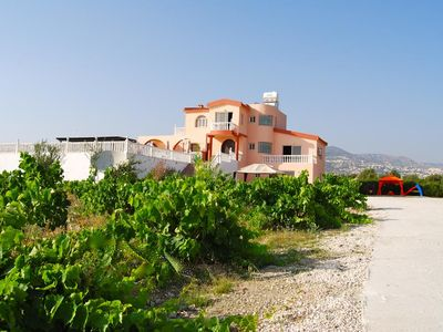 Photo for DELUXE 8 BEDROOMS VILLA WITH 8 FULL BATHROOMS,VERY PRIVATE SWIMMING POOL,SPA....