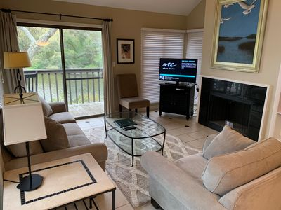 Photo for 2BR Premier Kiawah Parkside Villa on Lagoon with Resort Privileges