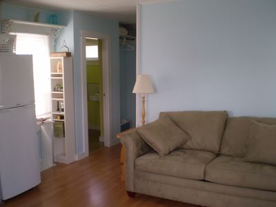 Pull out sofa/living room