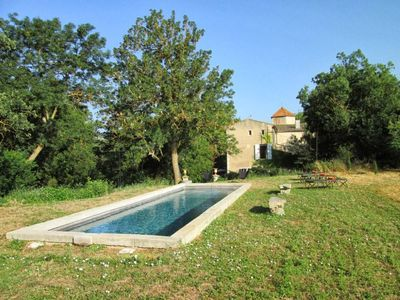 Photo for At the center of the Cathar country,Saint-André is an authentical and family mansion with a swimming-pool