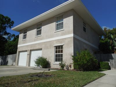 Photo for Private 3 bed 2 bath Tropical Oasis Seasonal Rental in Stuart FL