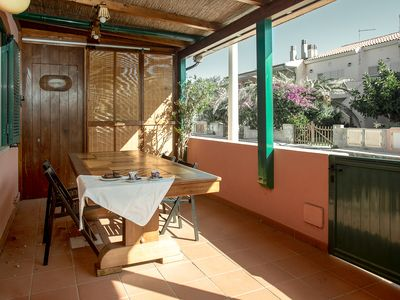 Photo for Monte Bandera three-room apartment with a beautiful veranda and private parking space