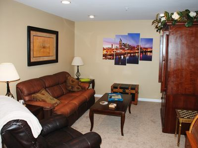 Photo for $99 Specials Downtown Condo w/POOL Walk to Broadway Ground Floor FREE Parking